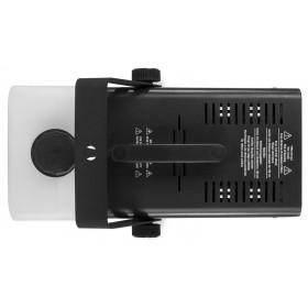 boven - BeamZ Rage1000 Rookmachine met Draadloze afstandsbediening