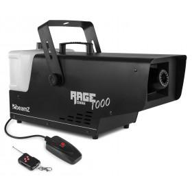 overzicht - BeamZ Rage1000 Snow Sneeuwmachine met Draadloze afstandsbediening