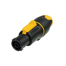 Voorkant - Neutrik C3 FX-W Waterdichte powercon plug