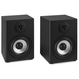 "Vonyx SM50 - Set 5.25"" Actieve Studio Monitor Speakers"