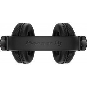 bovenkant Pioneer HDJ-X5-K over-ear DJ-koptelefoon