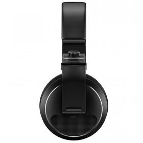 zijkant Pioneer HDJ-X5-K over-ear DJ-hoofdtelefoon