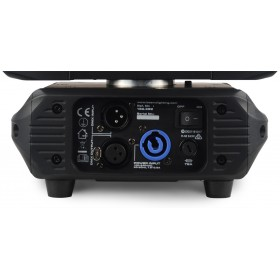 aansluitingen BeamZ Fuze75S - Spot 75W LED Moving Head