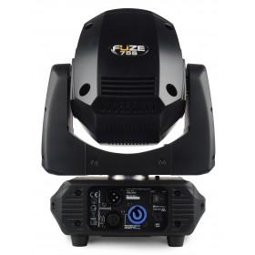 achterkant BeamZ Fuze75S - Spot 75W LED Moving Head
