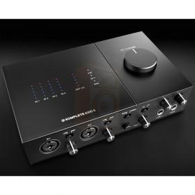 voor Native Instruments KOMPLETE AUDIO 6 MK2 - Pro studio geluidskaart