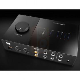 achter Native Instruments KOMPLETE AUDIO 6 MK2 - Pro studio geluidskaart