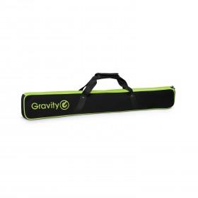 Voorkant Gravity BG MS 1 B Neopreen draagtas voor microfoonstandaard