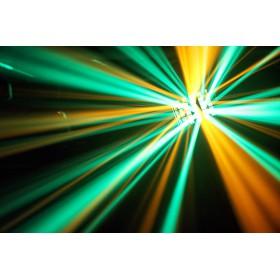 show 1 BeamZ Butterfly II LED Mini derby lichteffect