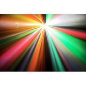 show 6 BeamZ Butterfly II LED Mini derby lichteffect