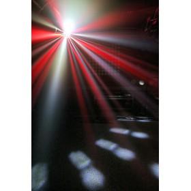 show 7 BeamZ Butterfly II LED Mini derby lichteffect