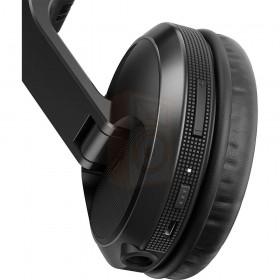 knoppen en aansluitingen Pioneer DJ HDJ-X5BT over-ear DJ-hoofdtelefoon met Bluetooth optie