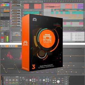 Bitwig Studio 3 - innovatieve muziek creatie software