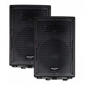 twee JB Systems CPX-1510SAT 10 inch pasieve speaker (2 stuks)