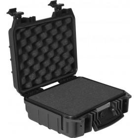 Openstaande koffer Waterdichte Transport Koffer/Doos IP67, inclusief ABS behuizing.