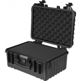 Openstaand met stootkussens Waterdichte Transport Koffer/Doos IP67, inclusief ABS Cases.