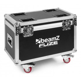 BeamZ FCFZ2 Flightcase - voor 2 stuks Fuze Series Moving Heads