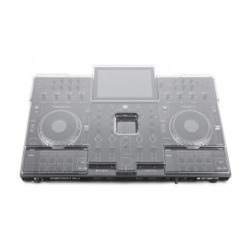 Bovenkant Decksaver RDDPRIME4 - Denon Prime 4 cover
