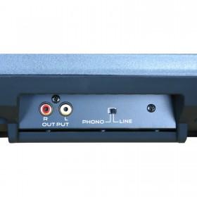 aansluiting Synq X-TRM-1 - Direct Drive Draaitafel