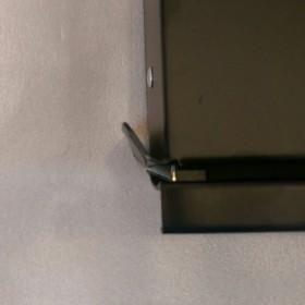 B-Stock - JV Case Rack Drawer 2U - Lade voor in een flightcase Hoek