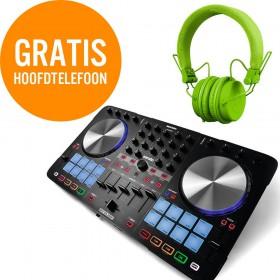 Beatmix4 set met gratis RHP-6