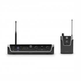 LD Systems U300 IEM Transmitter + Receiver