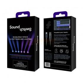 SoundSwitch Micro DMX Interface - Compacte eenvoudige lichtbesturing Doos