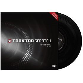 TRAKTOR SCRATCH Control Vinyl MK1 timecode p.s.