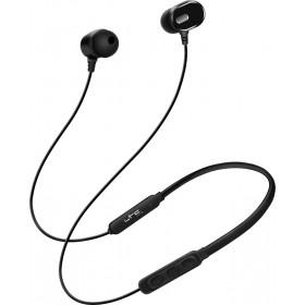 De ESP150-BK  stereo oortelefoons met nekband begeleid je bij al je sportieve activiteiten.