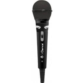 IDance CLM9 Karaoke microfoon zwart - voor