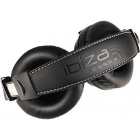 Bovenaf Ibiza Sound DHJ250 - Opvouwbare Stereo DJ Hoofdtelefoon