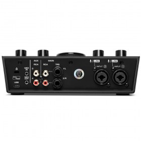 Achterkant M Audio Air 192 8 - 4-In/4-Out 24/192 USB Audio Interface