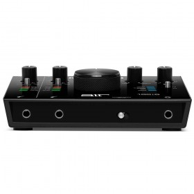 Voorkant M Audio Air 192 8 - 4-In/4-Out 24/192 USB Audio Interface