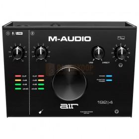 Bovenkant M Audio Air 192|4 - Vocal Studio Pro