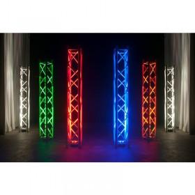 Verlichting Truss American DJ 5PX HEX - 5x12 Watt 6-IN-1 HEX LED Par met DMX