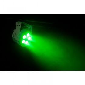 effect groen American DJ 5PX HEX - 5x12 Watt 6-IN-1 HEX LED Par met DMX