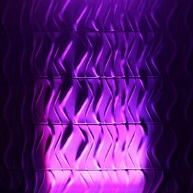 Effect paars RGB Power Batten MKII
