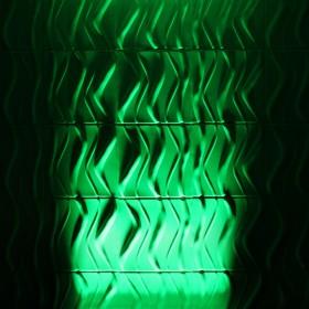 Effect groen RGB Power Batten MKII