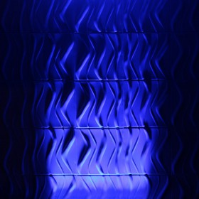 Effect donker blauw RGB Power Batten MKII