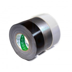 Tape van 75 mm breed en 50 meter lang NICHIBAN - GAFFERTAPE 75MM/50MTR