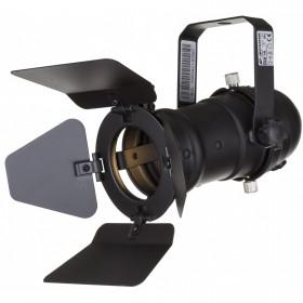 LD Systems PAR16-BARN/zwart - Barndoor voor de PAR 16