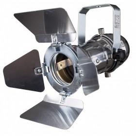 LD Systems PAR16-BARN/zilver - Barndoor voor de PAR 16