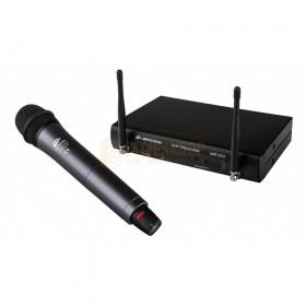 Set JB Systems WMS-100 - UHF draadloos microfoonsysteem inclusief WMIC-100 handmicrofoon