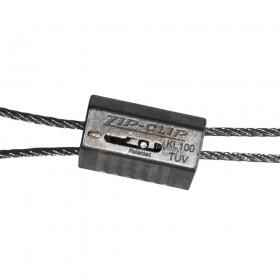 Installatie anker Global Truss Con-Lock 3.0m ophangdraad 50kg SWL