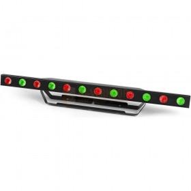 Hoofdfoto Voorkant 1 BeamZ LCB145 LED Bar Pixel Control