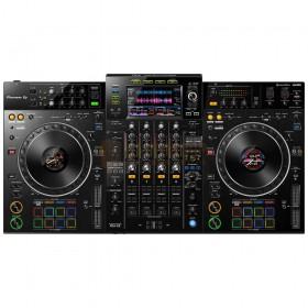 Bovenkant Pioneer DJ XDJ-XZ - Professioneel alles-in-één-dj-systeem