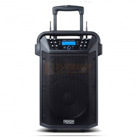 Voorkant Denon Professional Audio Commander Professioneel mobiel PA-systeem