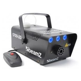 BeamZ S700LED - Rookmachine met blauwe LED
