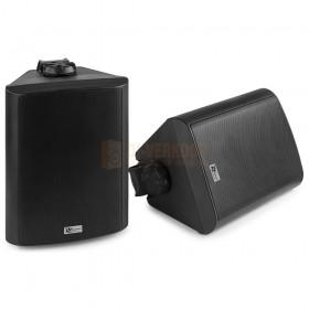 "Speakerset Power Dynamics BC50V Luidsprekerset zwart 100V 8 Ohm 5,25 ""120W - IPX5"