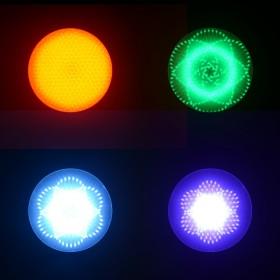 Effecten - BeamZ BS271F - Flatpar 271 LED SMD 3 in 1 DMX Frost Lens