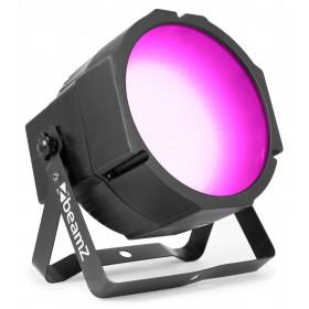 Paars - BeamZ BS271F - Flatpar 271 LED SMD 3 in 1 DMX Frost Lens